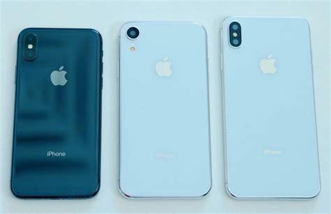 iphone 9 iphone xs y iphone xs max plus listados posibles especificaciones