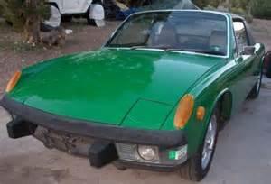 Porsche 914 Restoration 1973 Porsche 914 2 0l Original Fuel Injection Quot Barn Find