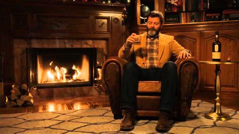 Fireplace Meme - nick offerman s yule log ten hour version youtube