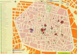 map of bologna tourism city map bologna mapsof net