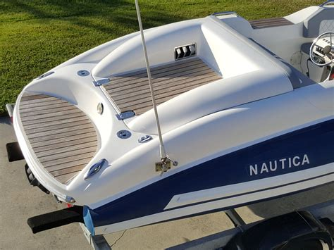 inflatable boat jet nautica inflatable boat rib jet 16 limited 4 stroke 2007