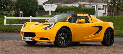 Lotus Vehicles Elise Sport Lotus Cars