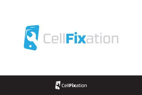 design a logo on your phone design a logo for a cell phone repair company freelancer