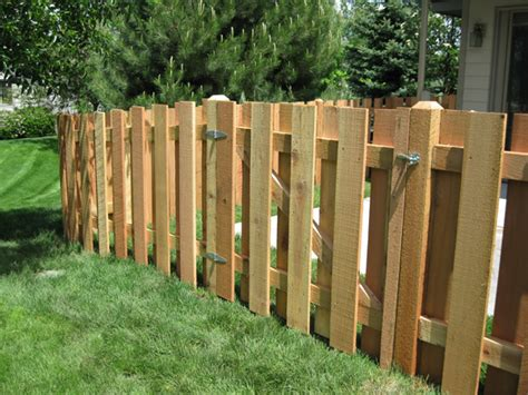 fences for backyards types types of wood fences for backyard fence types photos