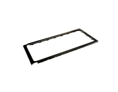 whirlpool black whirlpool gh8155xjt0 inner door frame black genuine oem