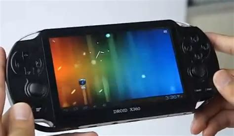 ps vita emulator for android the droid x360 ics powered ps vita device that ships with illegal emulators droid