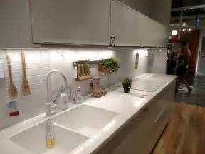 ikea s white personlig acrylic kitchen countertop