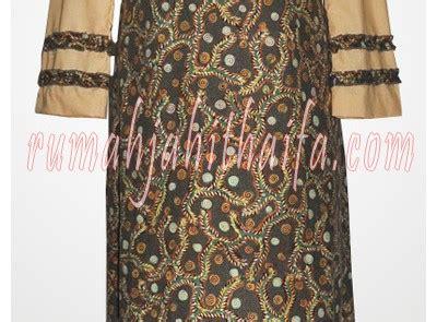 Gamis Intan gamis batik ibu intan rumah jahit haifa