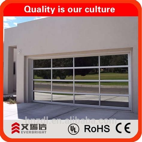 glass garage doors residential automated residential mirror glass garage doors manufacture buy garage doors manufacture