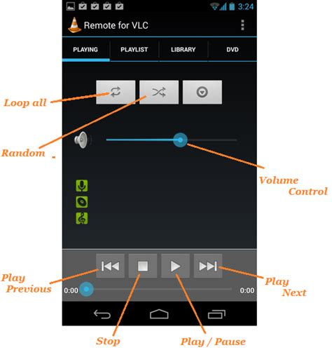 tutorial vlc android how to control vlc media player from your android device