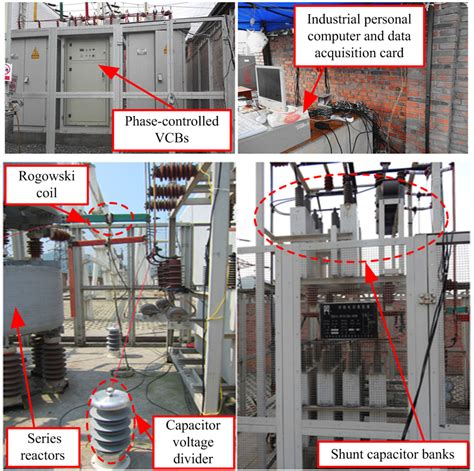 capacitor switching in circuit breaker energies free text field experiments on 10 kv switching shunt capacitor banks using