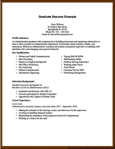 Resume Writing Ideas Resume Writing Tips For Experienced Professionals Free