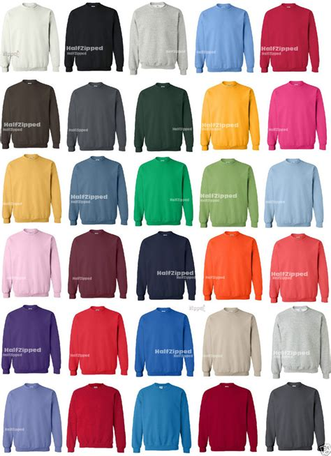 Cream Duvet Covers Gildan Heavy Blend Crewneck Sweatshirt 18000 S Xl New Ebay