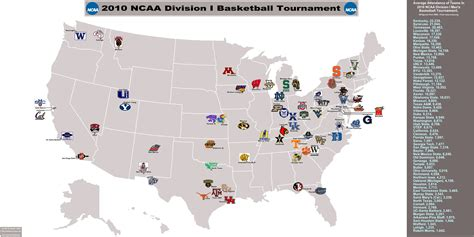 march madness mens teams 2010 ncaa men s division i basketball tournament