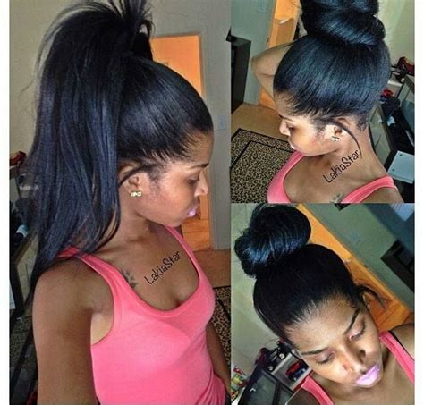 ways you can put braid weave in a donut bun best 25 versatile sew in ideas on pinterest natural