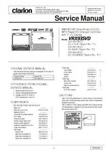 clarion wiring harness diagram clarion free engine image for user manual