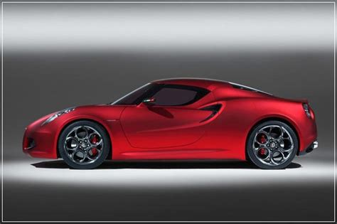 C4 Alfa Romeo by Alfa Romeo C4 Automobiles