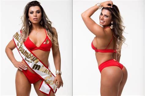 miss bumbum brasil 2014 y zebra tumulto e perereca de fora marcam o miss