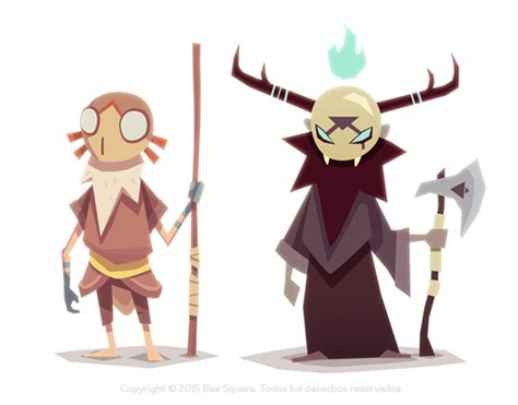 design game characters online video game character design collection on behance