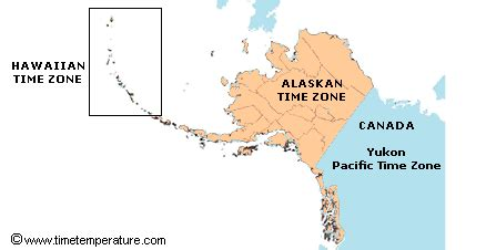 us time zone map alaska anchorage alaska current local time and time zone