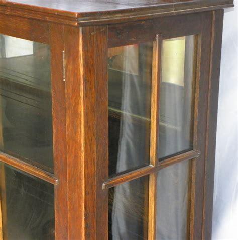 mission style curio cabinet bargain s antiques 187 archive antique mission oak