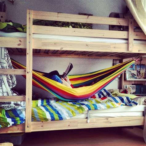Bunk Bed Hammock Hammocks Bunk Bed And Beds On