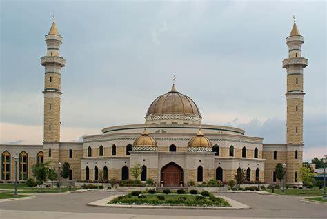 design criteria for mosques and islamic centers file islamic center of america jpg wikipedia