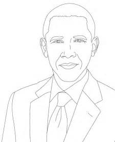 Obama Coloring Pages barack obama free coloring pages