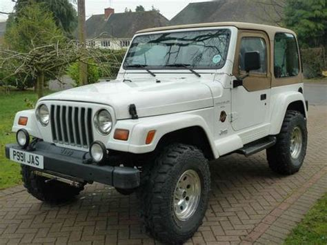 1996 Jeep Wrangler For Sale Jeep Wrangler Left Drive Sold 1996 On Car