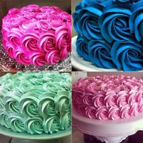 fresco decorados 25 melhores ideias de bolos decorados chantilly no