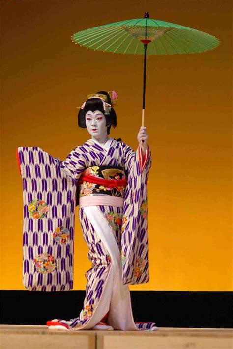 performance odori  world  kabuki dance