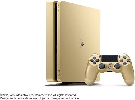 console playstation 4 playstation 4 slim 1tb gold console discontinued