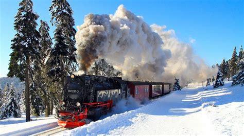 tren de invierno 8415784805 trenes por paisajes de invierno