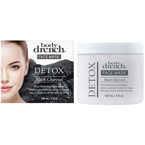 Black Charcoal Detox Ingredients by Detox Black Charcoal Pore Mask Four Seasons Wholesale