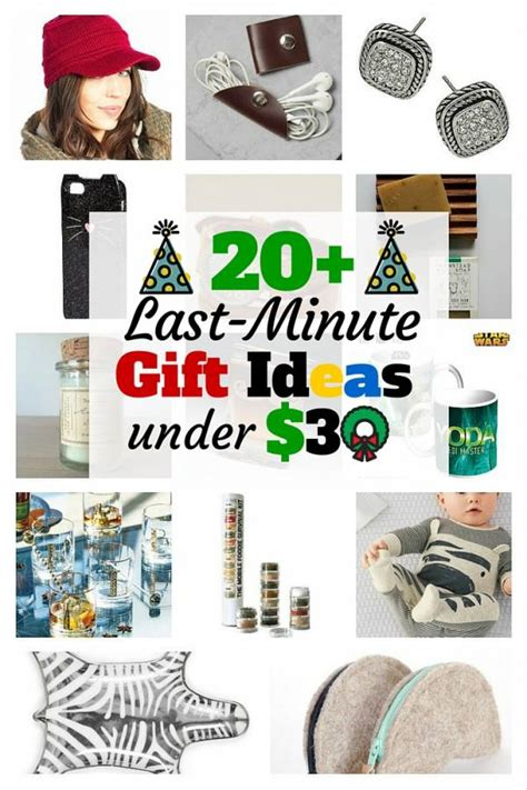 gifts for 20 year olds last minute 20 last minute gift ideas 30 the budget diet