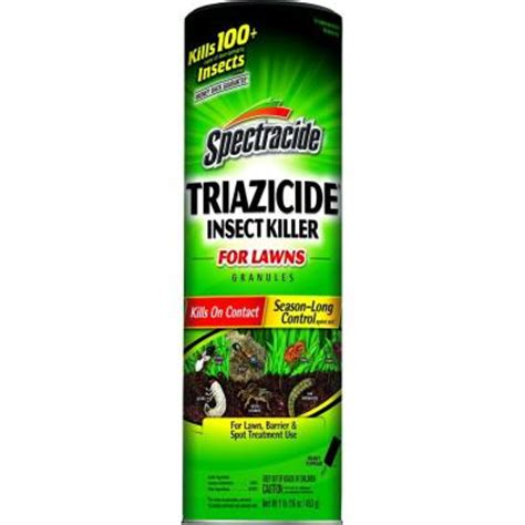 spectracide 1 lb triazicide insect killer granules for