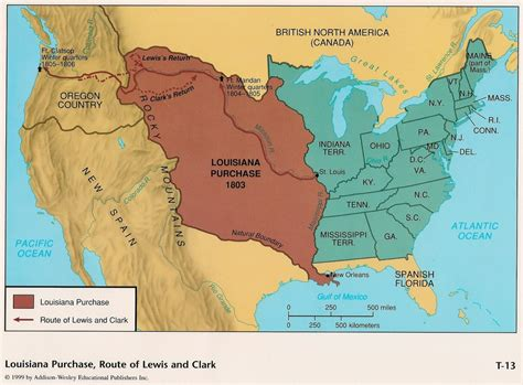 united states map louisiana purchase this is a map of the land mass that the united states