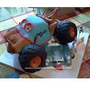 Truck Angry Birds Monster Beyblade Cake Partyebay