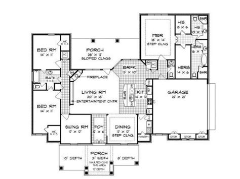 his and her bathroom floor plans his her master bathroom exterior and plans pinterest