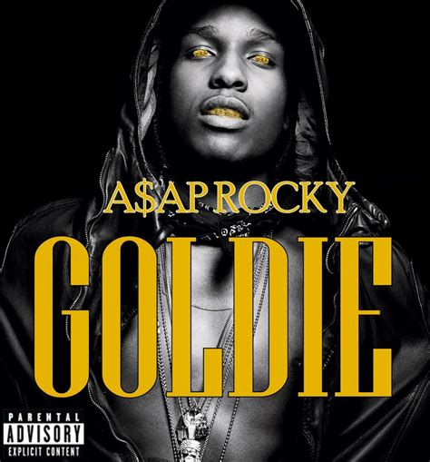 asap rocky goldie asap rocky goldie alternate album cover by zerjer97 on