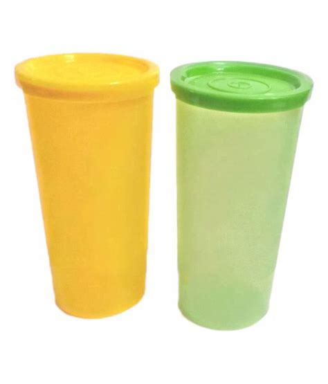 Tupperware Tumbler tupperware cutie tumblers 2 nos buy at best price in india snapdeal