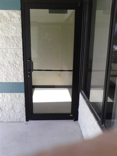 Bgs Glass Services Llc Waukesha Wisconsin Commercial Glass Door Replacement