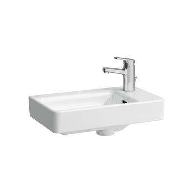 po waschbecken laufen pro s small washbasin asymmetric right 480 mm