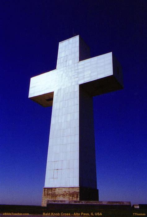 Bald Knob Cross by Sermon Graphics And Illustrations Ebibleteacher