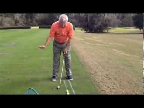 golf swing hitting the ground pound the ground how to hit the ground in your golf