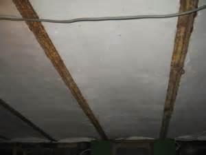 quelle solution pour isoler le plafond d une cave