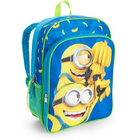 Despicable Me 16 despicable me banana 16 quot backpack walmart
