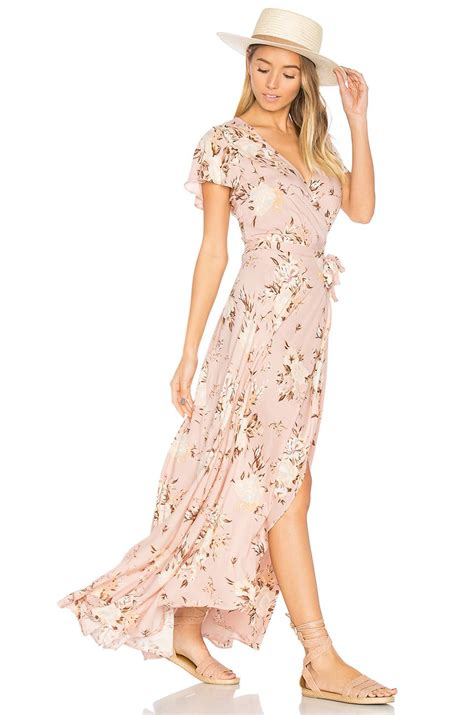 Brocade Dress Wd T1310 1 auguste muse maxi dress in pink lyst
