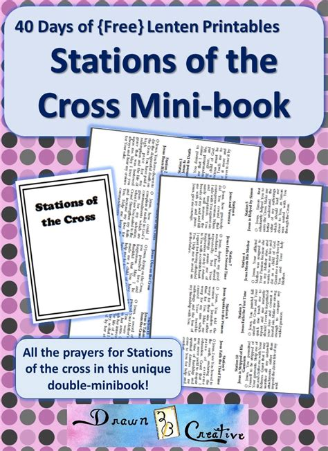 printable images stations of the cross 40 days of free lenten printables stations of the cross