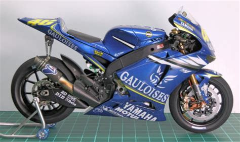 Fairing Model M1 building the tamiya yamaha yzr m1 2005 for novices 1 12 scale